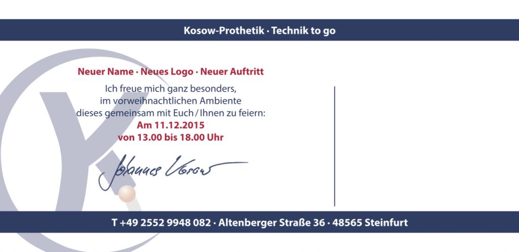 Einladung 11. Dezember 2015
