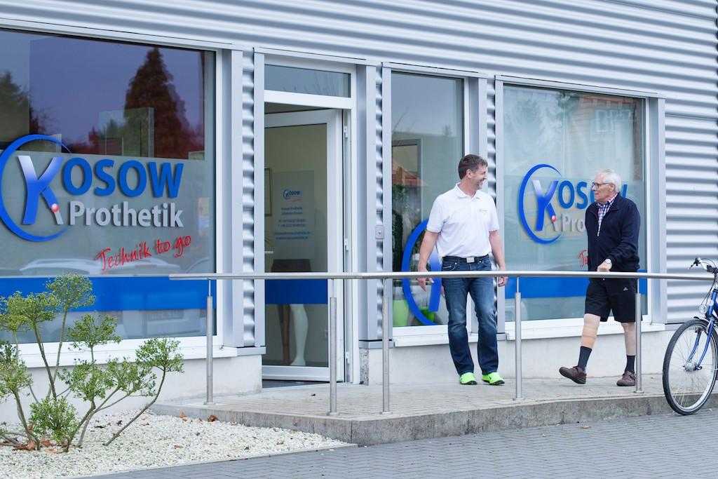 Prothesen-Lösungen für den Alltag - Kosow Prothetik